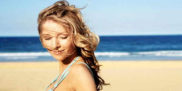 Tendencia beach hair