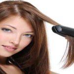 Os maiores erros na utilização da prancha de cabelo