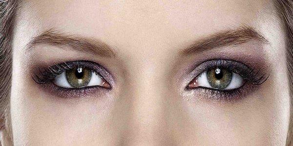 Maquilhagem nos Olhos